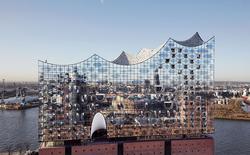 Sử dụng thuật toán, tác giả của Sân vận động Tổ chim vừa tạo ra một trung tâm hòa nhạc vô cùng hoành tráng