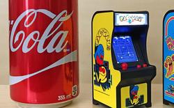 Tiny Arcade: Chỉ 20 USD cho móc khóa kiêm máy game thùng tí hon, nhỏ hơn lon Coca nhưng vẫn chơi ngon lành