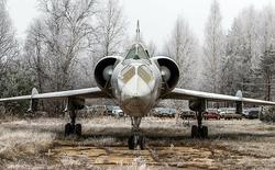 """""""Chân dung"""" chiếc máy bay đánh chặn nặng nhất từng được Liên Xô chế tạo ra"""