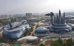 Công viên thực tế ảo khổng lồ của Trung Quốc chuẩn bị đi vào hoạt động: Rộng hơn 800 héc-ta, chi phí đầu tư 1,5 tỷ USD