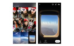 Instagram đã cho phép đăng tải ảnh/video cũ lên Story, xóa bỏ giới hạn thời gian 24 giờ