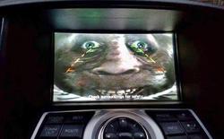 [Vui] Với vài tấm ảnh trong phim kinh dị cùng camera lùi trên ô tô, anh chồng khiến vợ sợ chết khiếp
