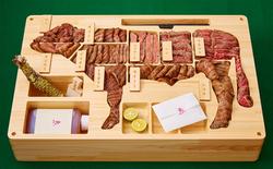Hộp thịt bò Wagyu ngon nhất Nhật Bản đắt ngang một chiếc SH 125i chưa làm biển và đăng ký trước bạ