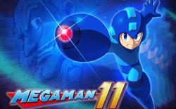 Capcom bất ngờ công bố Mega Man 11: Sự trở lại của một tượng đài