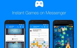 Từ bây giờ bạn đã có thể Live stream các trò chơi trên Facebook Messenger mà không cần đến sự hỗ trợ của phần mềm thứ ba