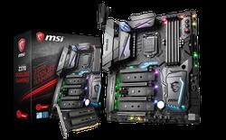 MSI tung cả loạt bo mạch chủ Z370 cho Intel Coffee Lake, game thủ sắp đến lúc nâng cấp máy rồi!