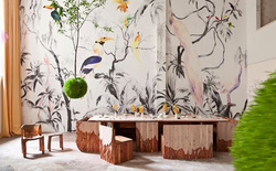 Tropical Style: Mùa hè của bạn sẽ mát mẻ hơn bao giờ hết với phong cách thiết kế nội thất nhiệt đới