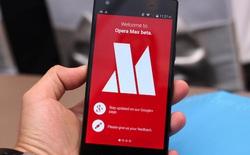 Opera ngừng cung cấp, xóa Opera Max cho Android khỏi Google Play