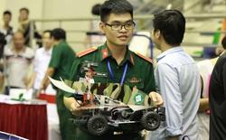 """Cuộc thi chế tạo xe tự lái do FPT tổ chức: Khơi nguồn khát vọng """"Tesla Việt Nam"""" của các bạn trẻ đam mê công nghệ"""