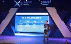 Intel giới thiệu bộ vi xử lý thế hệ thứ 7 Kaby Lake tới người dùng Việt Nam