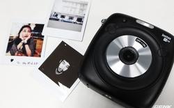 """Trải nghiệm máy ảnh """"mì ăn liền"""" Fujifilm Instax SQ10: Nhiều cải tiến, tiện lợi hơn nhưng cảm giác cổ điển đã bị lu mờ?"""