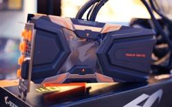 Mở hộp Gigabyte AORUS GeForce GTX 1080 Ti Waterforce Xtreme Edition 11G: quẳng gánh lo đi mà chơi tản nhiệt nước