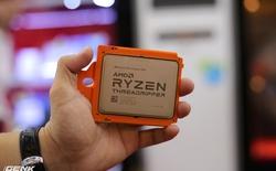 Mở hộp AMD Ryzen Threadripper 1950X đã có mặt ở Việt Nam: nổi bật từ cách đóng gói