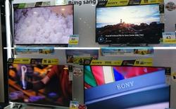 Chọn mua ti vi cuối năm, đừng thấy khuyến mại với xả hàng mà ham rẻ!