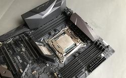 Đánh giá bo mạch chủ ASUS ROG Strix X299-E Gaming: hiệu năng tương xứng với thiết kế mạnh mẽ
