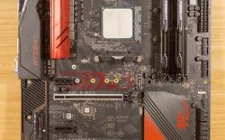 Đánh giá bo mạch chủ Asrock X370 Gaming K4: Chất mạnh mẽ, giá mềm mại