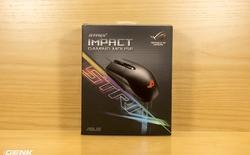 Đánh giá chuột gaming Asus Strix Impact: Nếu có bàn tay nhỏ mà cần chuột chất lượng thì đây là thứ bạn cần.