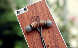 Nếu là người mê tai nghe vỏ gỗ, bạn hãy thử một lần trải nghiệm chiếc in-ear có giá dưới 2 triệu đồng này!