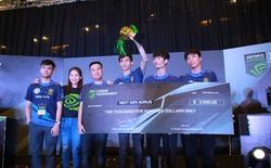 GeForce Extreme eSport Tournament 2017: Đánh bại chủ nhà Phillipines, đội tuyển Dota 2 Việt Nam lên ngôi vô địch Đông Nam Á