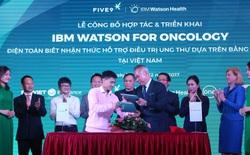Việt Nam thí điểm công nghệ trí tuệ nhân tạo Watson của IBM trong điều trị ung thư