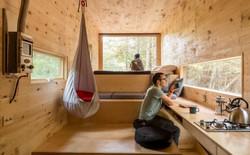 Startup này đang biến những cabin siêu nhỏ giữa rừng thành thiên đường nghỉ dưỡng