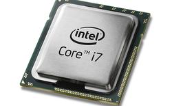 Lộ giá Intel Coffee Lake: Core i7-8700K có giá 400 USD?