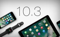 Apple ra mắt chính thức iOS 10.3: Find My AirPods, kiểu file mới, giải phóng đến 3GB bộ nhớ