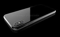 Nguồn leak nổi tiếng OnLeaks hé lộ hình ảnh iPhone 8 render đầu tiên, cảm biến vân tay có thể đặt tại logo Apple