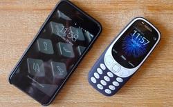 So tài camera Nokia 3310 và iPhone 7: Liệu có bất ngờ nào không?