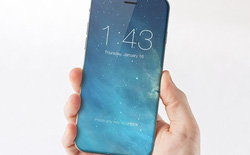 Người mua iPhone 8 không quan tâm đến thiết kế màn hình không viền