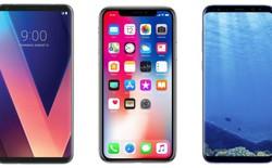 """iPhone X sắp biến màn hình """"không viền"""" trở nên phổ biến. Vậy trào lưu tiếp theo là gì?"""