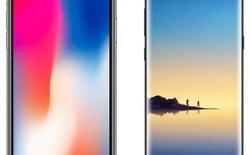 iPhone X mang lại cho Samsung doanh thu nhiều hơn việc bán Galaxy S8 tới 4 tỷ USD