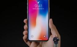 Doanh số iPhone X không như kỳ vọng: chỉ đạt 35 triệu chiếc trong quý IV năm nay, quý tới giảm nhẹ