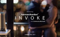 Harman Kardon chuẩn bị ra mắt loa mới, tích hợp trợ lí Cortana của Microsoft, đối thủ của Amazon Echo và Google Home