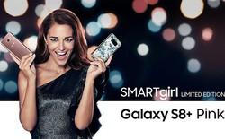 Samsung trình làng phiên bản Galaxy S8+ nữ tính nhất thế giới