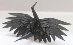 Bạn muốn gấp Origami nhưng lại không khéo tay? Đừng lo, bởi bây giờ Origami có thể gấp từ xa được bằng ... ánh sáng rồi