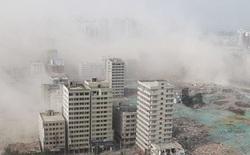 Xem cảnh phá hủy 36 tòa nhà chỉ trong 20 giây cứ như phim hành động