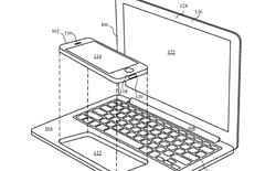 Hé lộ bằng sáng chế giúp Apple biến iPhone thành touchpad cho Macbook, hoặc thay thế cho màn hình