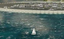 Kế hoạch xây dựng thành phố nổi trên biển chỉ trong 2 năm