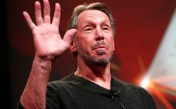Ông trùm Larry Ellison (Oracle) đang lo đánh bại Amazon mà quên mối đe dọa trực tiếp mang tên Microsoft