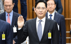 Dù ở trong tù, Thái tử Lee Jae-yong vẫn sẽ chính thức là Chủ tịch Samsung vào tháng 4 năm tới