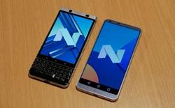 [MWC 2017] LG G6 vs. BlackBerry KEYone: Hiện đại đối đầu truyền thống