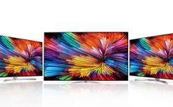 LG công bố loạt TV siêu nét, đảm bảo màu sắc hiển thị nhờ công nghệ Nano Cell
