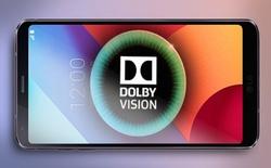 Netflix xác nhận LG G6 là chiếc điện thoại đầu tiên hỗ trợ nội dung HDR và Dolby Vision từ dịch vụ của mình