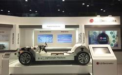 Samsung, LG đầu tư sâu hơn để cung ứng công nghệ, linh kiện cho ngành công nghiệp ô tô
