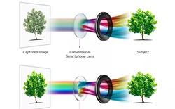 LG giới thiệu camera khẩu độ f/1.6 cho LG V30