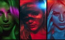 Thiết bị tạo đèn LED màu thần thánh dành cho các tay nhiếp ảnh gia chân dung