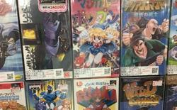 Có gì bên trong những cửa hàng chuyên bán băng đĩa game cổ, quý hiếm nhất ở Tokyo?