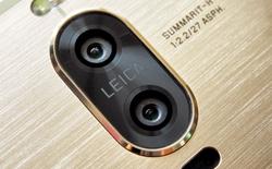 Rò rỉ ảnh dựng không viền màn hình của Huawei Mate 10: giống màn Vô cực của Galaxy S8 nhưng không cong