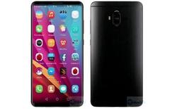Huawei Mate 10 Pro lộ diện, không có cảm biến vân tay ở mặt sau, sẽ sử dụng nhận dạng khuôn mặt như iPhone X?